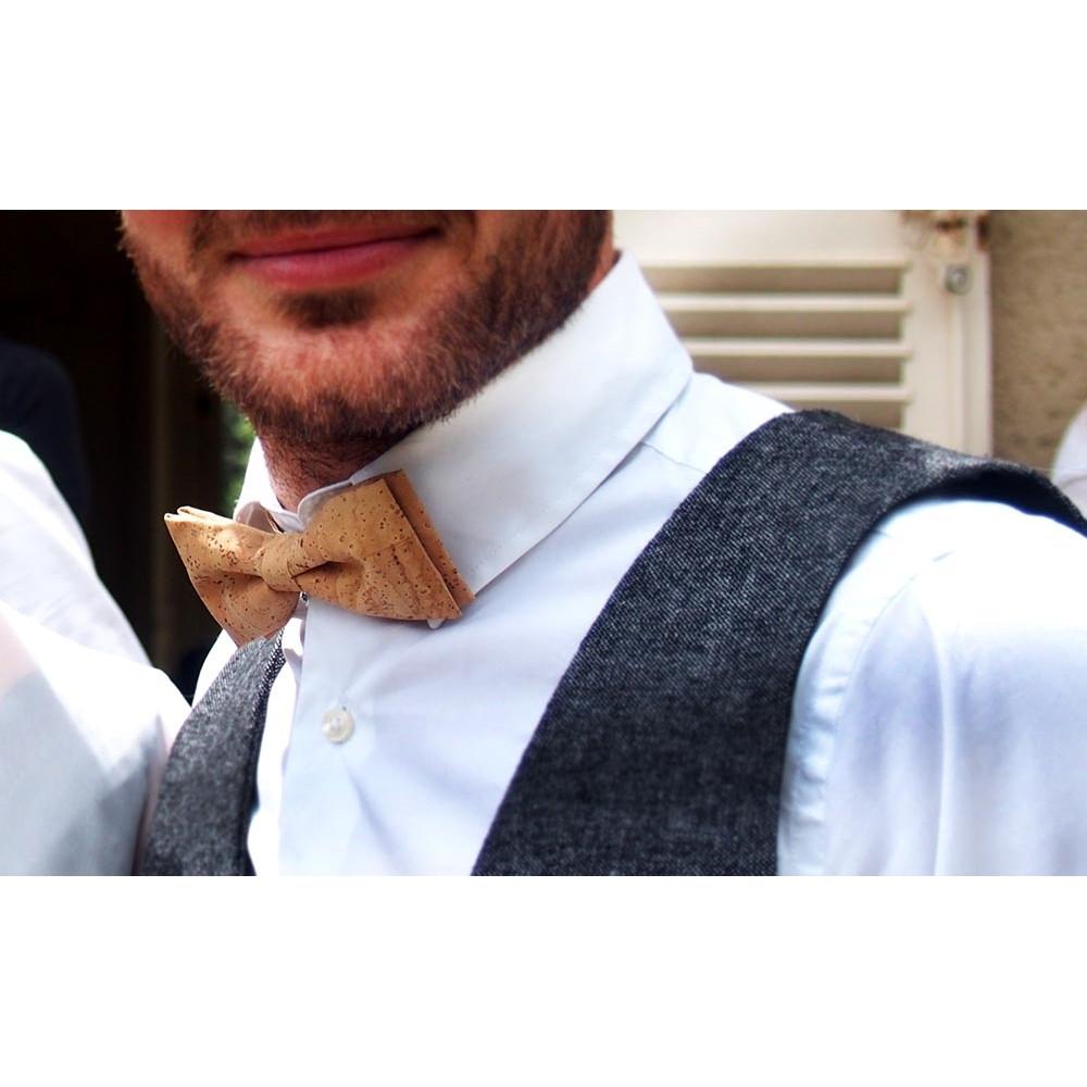 style actuel choisir le plus récent magasiner pour authentique noeud-papillon-en-liege-accessoire-original-pour-homme ...