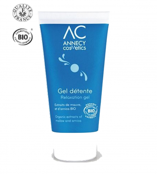 Annecy Cosmetics gel detente